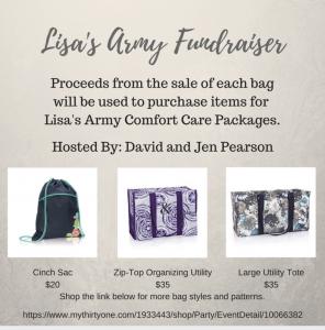 Lisa's Army Fundraiser