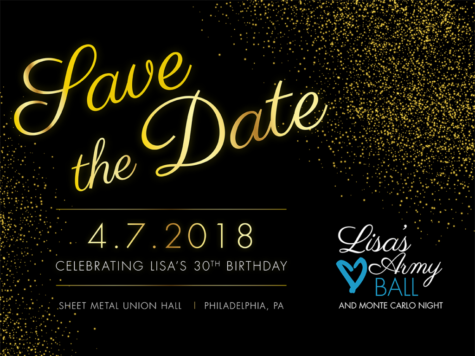 2018 Lisa's Army Ball Save the Date